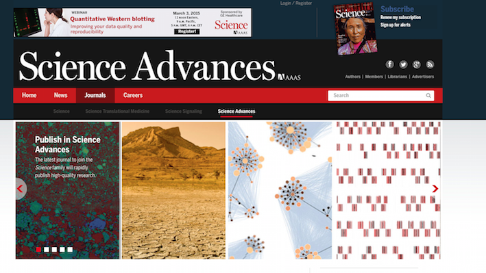 advances science member editorial board scientific crg journal croce luciano di appointed laboratory been