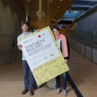 CRG synthetic biology talk La Caixa